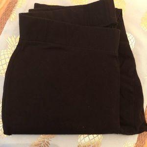 Torrid size 2 black full length leggings